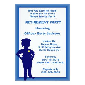 retirement flyers announcements