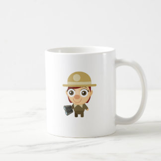 Female Ranger - My Conservation Park Coffee Mug