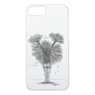 Female Tree of Life phone case