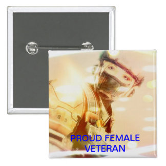 FEMALE VETERAN BUTTON
