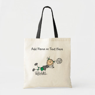 Female Volleyball Player  Bag