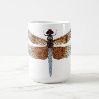 Female Widow Skimmer Dragonfly Coffee Mug