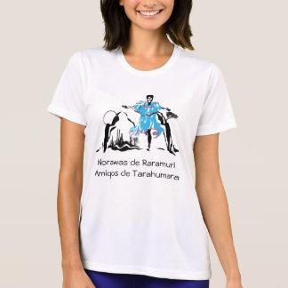femalerunner, Norawas de RaramuriAmigos de Tara... T-Shirt