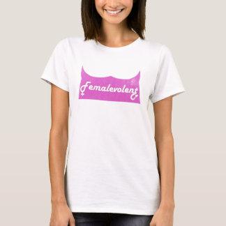 Femalevolent Funny Women's Tee