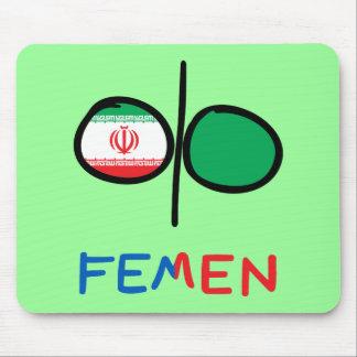 FEMEN MOUSE PADS