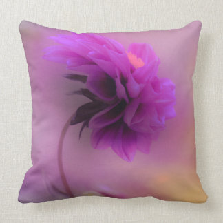 Feminine and Beautiful Throw PIllow