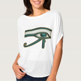 Feminine blouse Eye of Horus T-Shirt