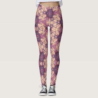 Feminine Camouflage Leggings