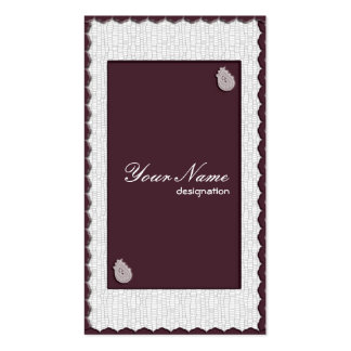 Feminine Collection Business Card