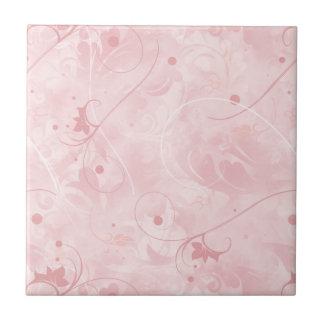 Feminine, Pink, Subtle, Pale, Soft Pink, Girly Tile