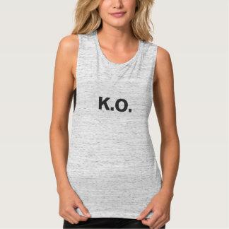 Feminine regatta K.O. Tank Top