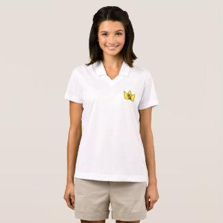 Feminine shirt Polo Nike Dri-FIT Pricks - Trans