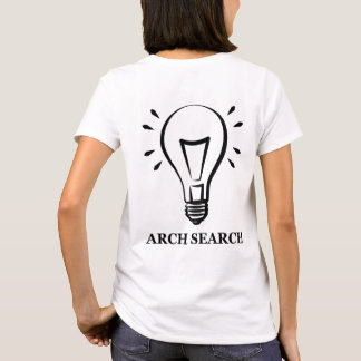 Feminine t-shirt Basic Arch Search