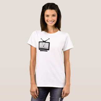 Feminine t-shirt Basic Arch Search TV