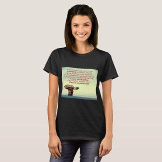 feminine t-shirt Biblical Message