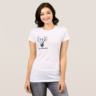 Feminine t-shirt Favorite Arch Search