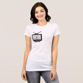 Feminine t-shirt Favorite Arch Search TV