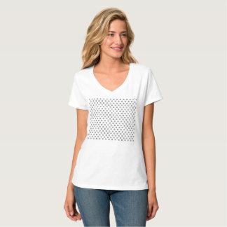 Feminine t-shirt Hanes V Mesh Arch Search TV