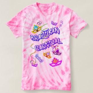 Feminine t-shirt Rose Carnival of Brazil