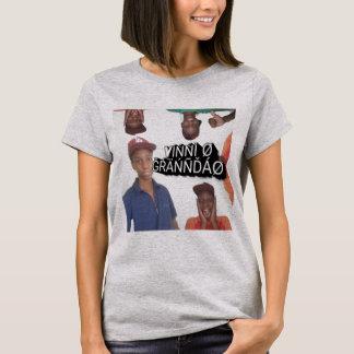 Feminine t-shirt Vinni the Grandão