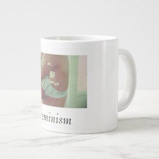 """Feminism"" mug"