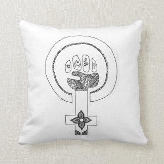 Feminism Pillow