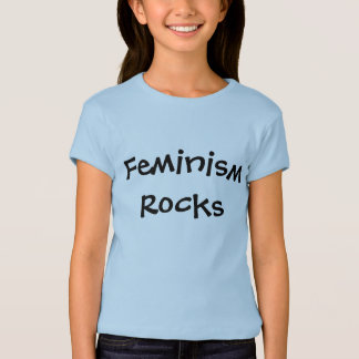 Feminism Rocks T-Shirt