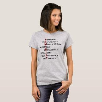 Feminist acronym T-Shirt
