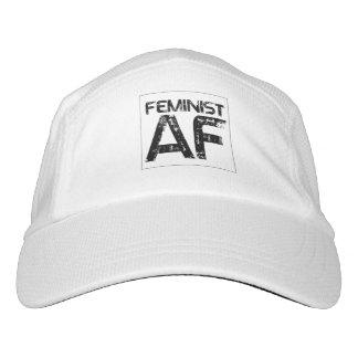Feminist AF -- Headsweats Hat