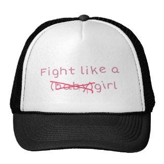 Feminist cap trucker hat