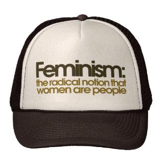 Feminist Definition Trucker Hat