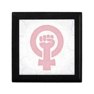 Feminist Fist Gift Box