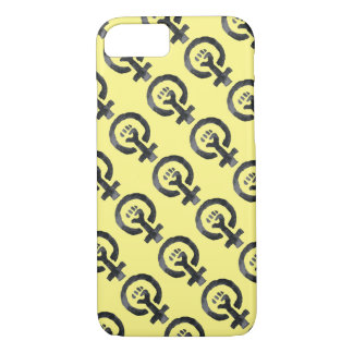Feminist Fist Symbol Case-Mate iPhone Case