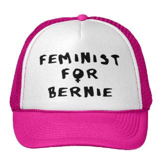 Feminist For Bernie Sanders 2016 Trucker Hat
