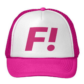 Feminist Initiative (Sweden) F! Trucker Hat