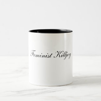 Feminist Killjoy Coffee Tea Mug - Black