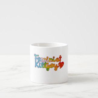 Feminist Killjoy Espresso Cup