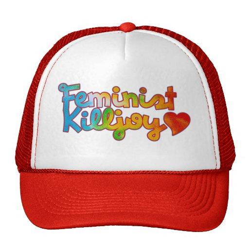 Feminist Killjoy Trucker Hats