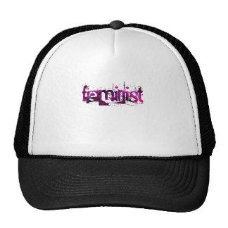 Feminist Mesh Hat