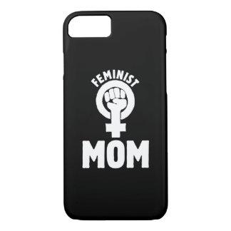 feminist mom iPhone 8/7 case