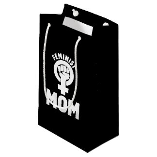 feminist mom small gift bag