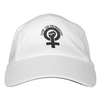 Feminist Resistance - Stop The Patriarchy --  Headsweats Hat