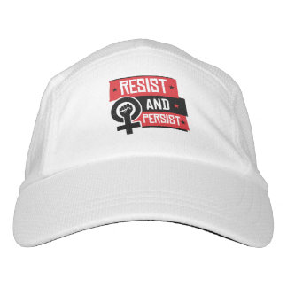 Feminist Rights - Resist and Persist --  Headsweats Hat