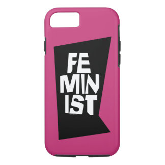 Feminist women female girl me too equal woman Case-Mate iPhone case