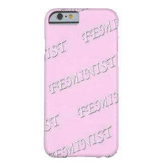 Feminista iphone case