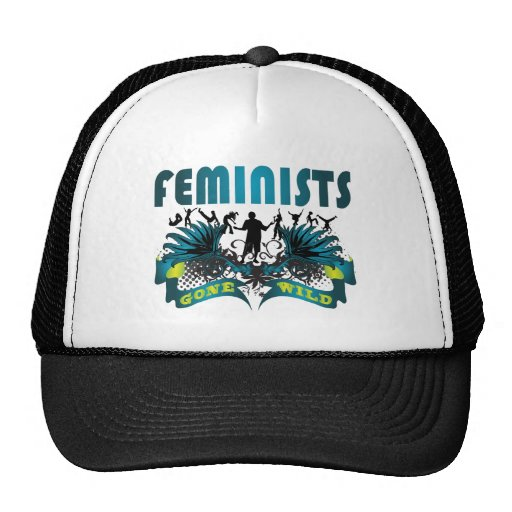 Feminists Gone Wild Trucker Hats