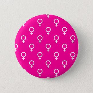 Femme 2 Inch Round Button