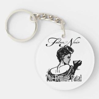 Femme Fatal Key Chains
