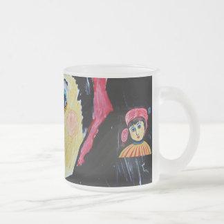 Femme Fatale Red hat Club Lady Mug