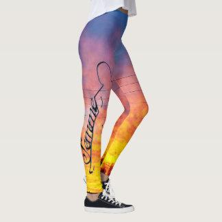 Femme Silhouette Leggings